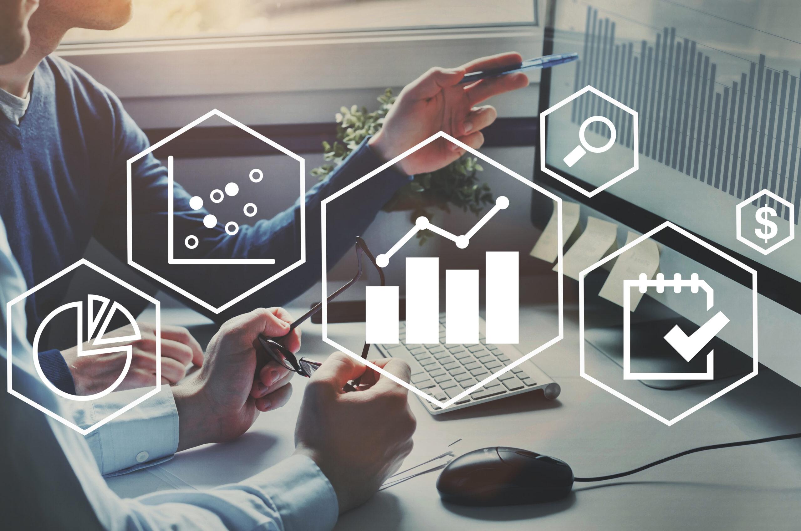 Dátové analýzy a reporting