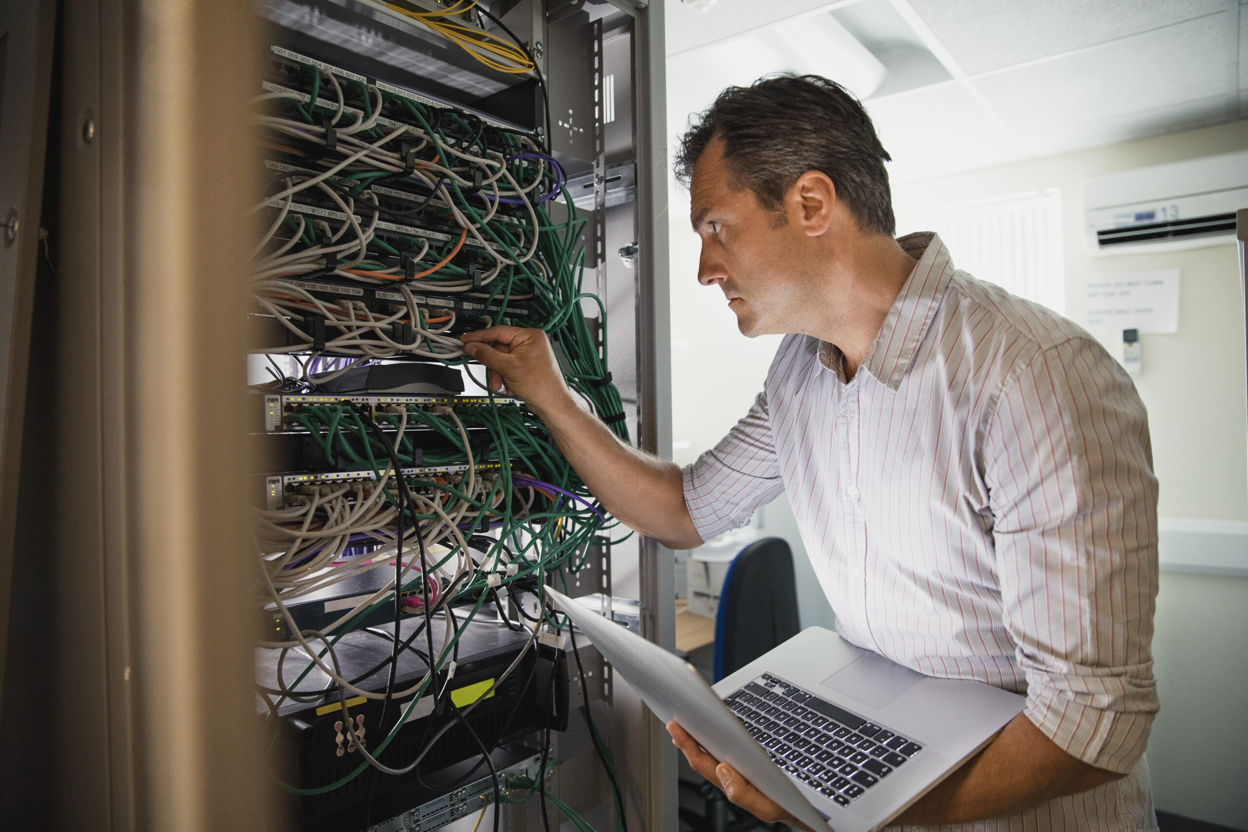 Outsourcing IT služieb